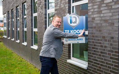 iQ Makelaars regio Hoogeveen wordt officiële vestiging